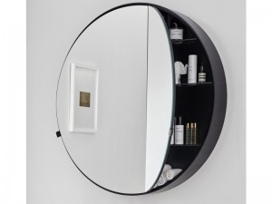 Cielo I Catini container mirror Round Box CASPCT75