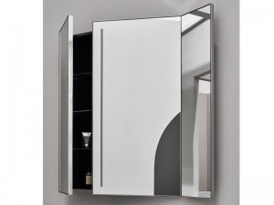 Cielo Arcadia reversible mirror with storage Pan SPPANC