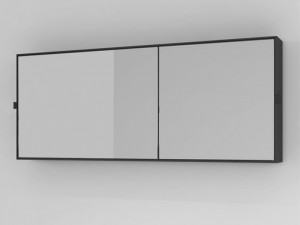 Cielo Arcadia container mirror Simple Box SPSB