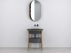 Cielo Catino Ovale vanity sink