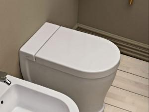 Cielo Opera simple toilet seat CPVOPT