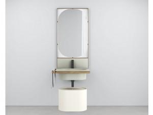 Cielo Elle Ovale vanity sink