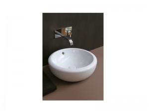 Cielo Fluid countertop sink FLLA45