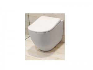 Cielo Fluid floor toilet FLVA