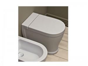 Cielo Opera round floor toilet OPVAT