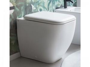 Cielo Shui Comfort floor toilet rimless SHCOVAKTR