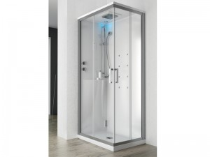 Colacril Multipla multifunctioning shower enclosure MTP9090CH50