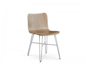 Colico Dandy Iron 4 chairs 1451