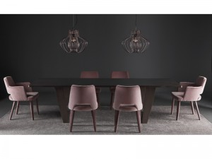 Colico Grace.p Lux 4 chairs 1840PLUX