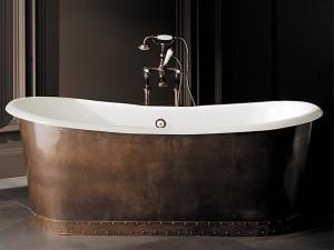 Devon & Devon Ambra freestanding hot tub NAAMBRA