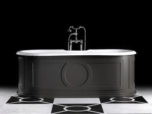 Devon & Devon Capitol freestanding hot tub DECAPITOLV