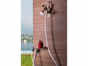 Dueacca Kit 04 Outdoor wall shower kit 4110048101