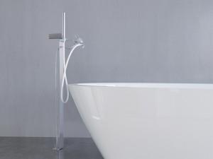 Dueacca Kit 07 Indoor freestanding hot tub tap with handshower 4120078101