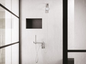 Dueacca Kit 09 Indoor shower tap with handshower 4110098101