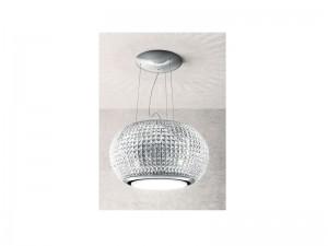 Elica Interstellar ceiling kitchen hood