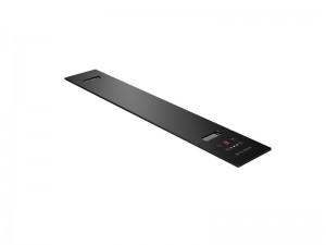 Faber Hoo-B Glass deck kitchen hood 110.0456.467