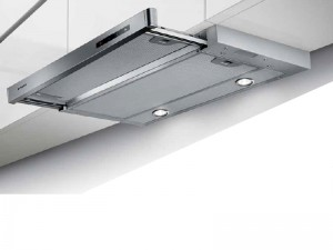 Faber Maxima Touch built in kitchen hood