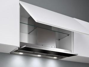 Falmec Design drop in kitchen hood MOVE