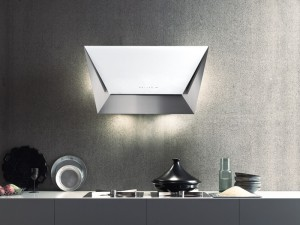 Falmec Design wall kitchen hood PRISMA