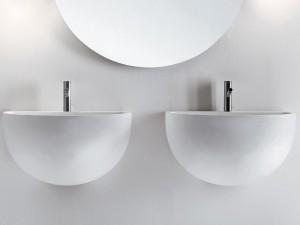 Falper Bowl wall sink D5H