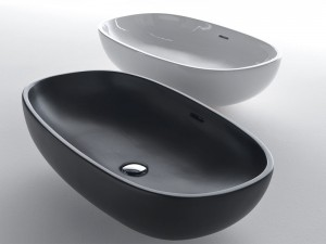 Falper D4K countertop sink D4K