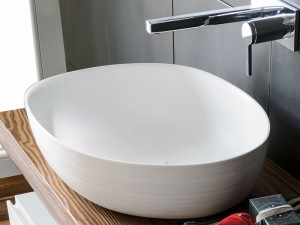 Falper Handmade countertop sink D5N