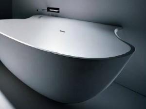 Falper Scoop side cover for hot tub D4W
