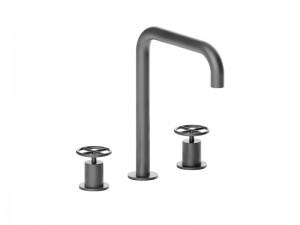 Fantini Fontane Bianche 3 holes sink tap P007W