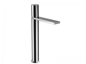 Fantini Milano Acciaio single lever kitchen tap 3051F