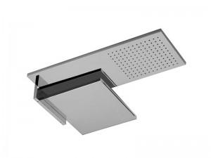 Fantini Programma Docce wall double shower head 8035B