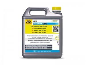 Fila Deterdek Pro 5L residue remover for cement residues DETERDEKPRO5