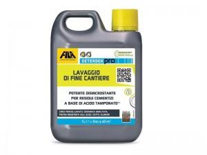 Fila Deterdekpro acid descaling detergent DETERDEKPRO