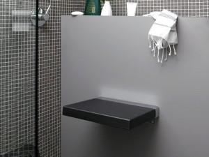 Geelli Quadra shower cabin folding seat KT-CYB-106