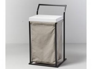 Geelli Quadra laundry stool SG-PBA-C01