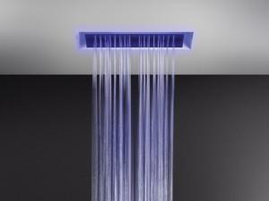 Gessi Afilo ceiling multifunction shower head 57409