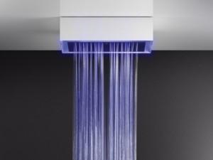 Gessi Afilo ceiling multifunction shower head 57411