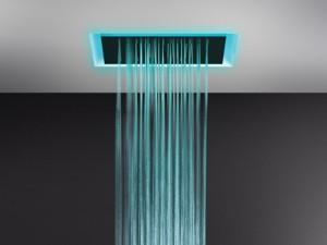 Gessi Afilo ceiling multifunction shower head 57509