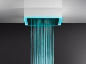 Gessi Afilo ceiling multifunction shower head 57511