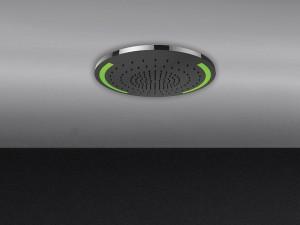 Gessi Colour ceiling multifunction shower head 57829