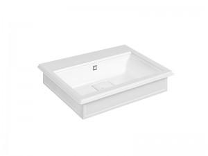 Gessi Eleganza countertop or wall sink 46811