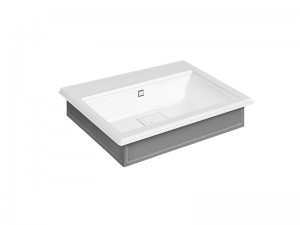 Gessi Eleganza countertop or wall sink 46812