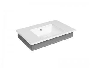 Gessi Eleganza countertop or wall sink 46814