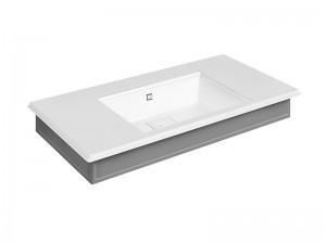 Gessi Eleganza countertop or wall sink 46816