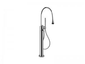 Gessi Goccia hot tub tap single lever 24978-Chrome