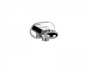 Gessi Goccia water outlet with support 33761