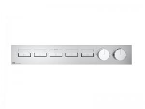 Gessi HI-FI Linear 5 functions thermostatic mixer 63018