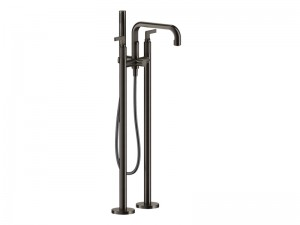 Gessi Inciso freestanding external tub tap 58028