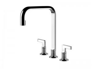 Gessi Inciso kitchen tap 58701