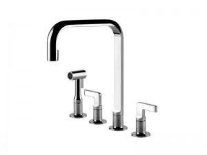Gessi Inciso kitchen tap 58703