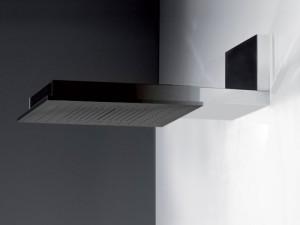 Gessi Minimali wall multifunction shower head 57917
